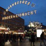 クリスマスマーケット(Nürnberger Christkindlesmarkt)