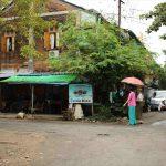 チャン・ター通り(Chan Thar Street)