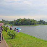 インヤー湖(Inya Lake)