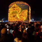 熱気球祭り(夜)(Tazaungdaing / Fire Balloon Festival)
